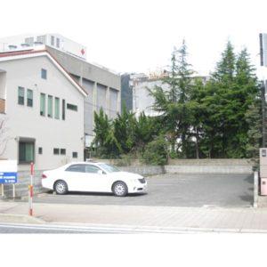 元大工町土橋駐車場