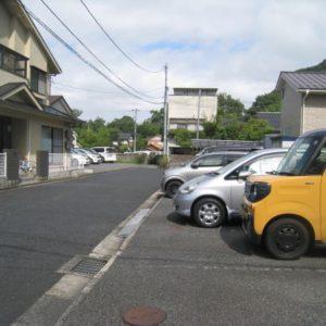 栗谷町加藤駐車場