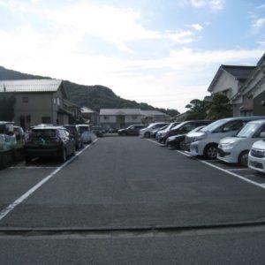 江崎町懸樋駐車場