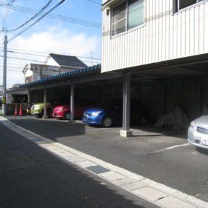 今町鳥取屋駐車場
