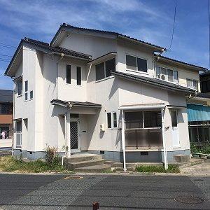 吉成橋村借家