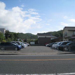 栗谷町粂沢駐車場