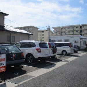 材木町松岡駐車場