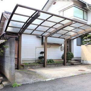 吉方町坂口邸
