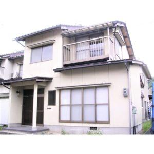 浜坂1丁目借家