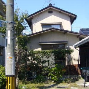 吉田湖山町東借家