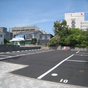 掛出町AP駐車場