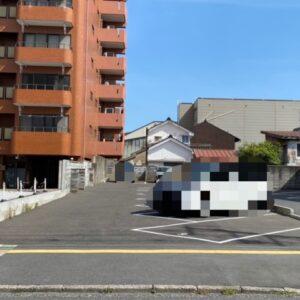 二階町 涌島駐車場 7番